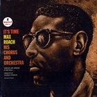 MAX ROACH It's Time album cover
