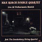 MAX ROACH Live at Vielharmonic album cover
