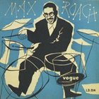 MAX ROACH A Session With Max Roach album cover