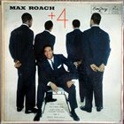 MAX ROACH Max Roach Plus Four album cover