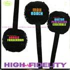MAX ROACH Max Roach with the Boston Percussion Ensemble album cover
