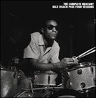 MAX ROACH The Complete Mercury Max Roach Plus Four Sessions album cover