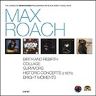 MAX ROACH The Complete Remastered Recordings album cover
