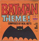 MAXWELL DAVIS Batman Theme! and Other Bat Songs album cover