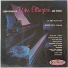 MAXWELL DAVIS Compositions Of Duke Ellington And Others album cover