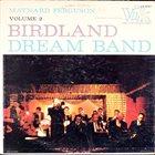 MAYNARD FERGUSON Birdland Dream Band Volume 2 album cover