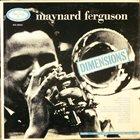 MAYNARD FERGUSON Dimensions album cover