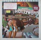 MAYNARD FERGUSON Hollywood album cover
