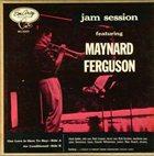 MAYNARD FERGUSON Jam Session Featuring Maynard Ferguson album cover