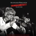 MAYNARD FERGUSON Lost Tapes Vol 3 album cover