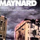 MAYNARD FERGUSON Maynard album cover