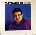 MAYNARD FERGUSON Maynard '61 album cover