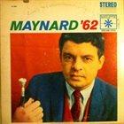 MAYNARD FERGUSON Maynard '62 album cover