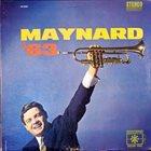 MAYNARD FERGUSON Maynard '63 album cover