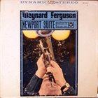 MAYNARD FERGUSON Newport Suite album cover