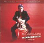 MAYNARD FERGUSON The Lost Tapes Volume Two album cover