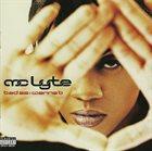 MC LYTE Bad As I Wanna B album cover