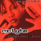 MC LYTE Badder Than B Fore : The Remix Album album cover