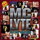 MC LYTE Rhyme Masters album cover