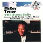 MCCOY TYNER 44th Street Suite album cover