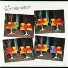 MCCOY TYNER 4x4 album cover
