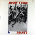MCCOY TYNER Asante album cover