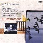 MCCOY TYNER Illuminations album cover