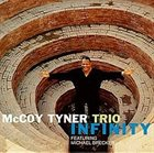 MCCOY TYNER Infinity (with Michael Brecker) album cover