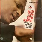 MCCOY TYNER Live at Newport album cover
