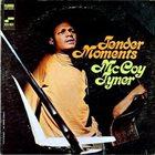 MCCOY TYNER Tender Moments album cover