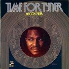 MCCOY TYNER Time For Tyner album cover
