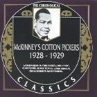 MCKINNEY'S COTTON PICKERS The Chronological Classics: McKinney's Cotton Pickers 1928-1929 album cover