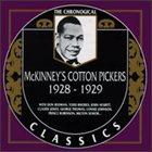 MCKINNEY'S COTTON PICKERS 1928-1929 album cover