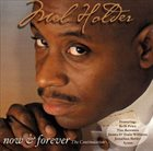 MEL HOLDER Now & Forever album cover