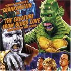 MEL LEWIS Frankenstein vs the creature from blood cove album cover