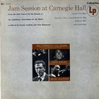 MEL POWELL Mel Powell And His All-Stars : Jam Session At Carnegie Hall album cover
