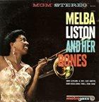 MELBA LISTON And Her 'Bones album cover