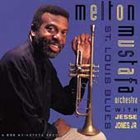 MELTON MUSTAFA St. Louis Blues album cover