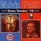 MELVIN SPARKS Texas Twister / ' 75 album cover