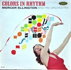 MERCER ELLINGTON Colors In Rhythm album cover
