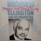 MERCER ELLINGTON Stepping into Swing Society album cover