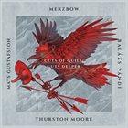 MERZBOW Cuts of Guilt, Cuts Deeper album cover