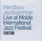 MERZBOW Live at Molde International Jazz Festival album cover