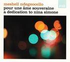 ME'SHELL NDEGÉOCELLO Pour Une Ame Souveraine album cover