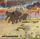 METAMORFOSIS Papallones I Elefants album cover