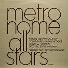 METRONOME ALL STARS Original 1940-1950 Recordings album cover