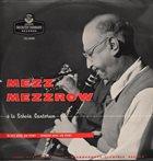 MEZZ MEZZROW Á La Schola Cantorum album cover