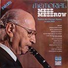 MEZZ MEZZROW Mémorial Mezz Mezzrow album cover