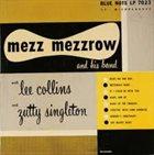 MEZZ MEZZROW Mezz Mezzrow And His Band album cover