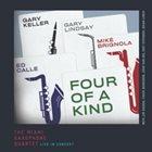 MIAMI SAXOPHONE QUARTET Four of a Kind album cover